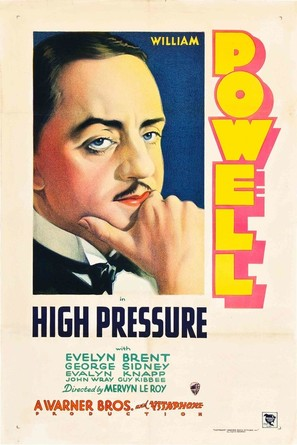 High Pressure - Movie Poster (thumbnail)