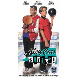Alley Cats Strike - Movie Poster (thumbnail)