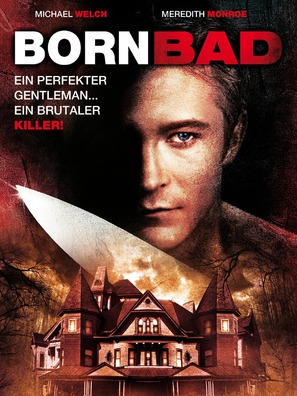 Born Bad - German Movie Cover (thumbnail)