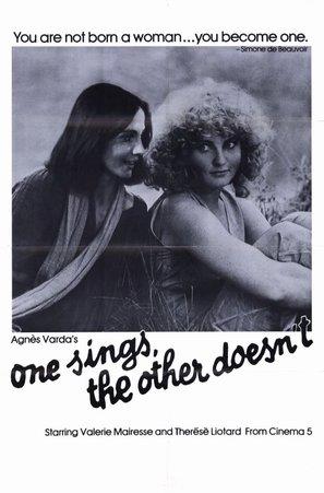 L'une chante, l'autre pas - Movie Poster (thumbnail)