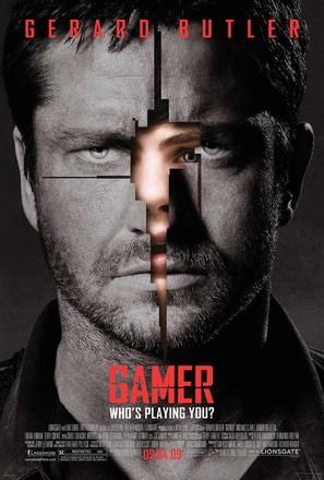 Gamer - Movie Poster (thumbnail)