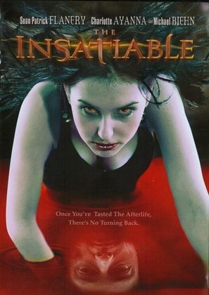 The Insatiable - German DVD movie cover (thumbnail)