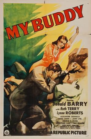 My Buddy - Movie Poster (thumbnail)