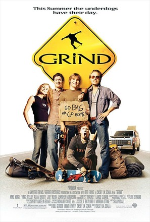 Grind - Movie Poster (thumbnail)