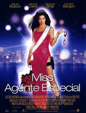 Miss Congeniality - Spanish poster (thumbnail)