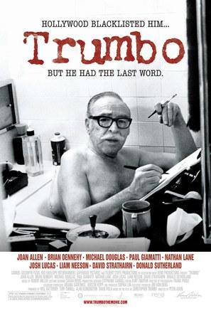 Trumbo - Movie Poster (thumbnail)