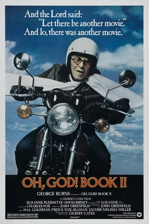Oh, God! Book II - Movie Poster (thumbnail)
