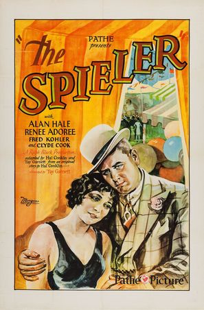 The Spieler - Movie Poster (thumbnail)