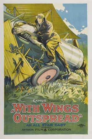With Wings Outspread - Movie Poster (thumbnail)