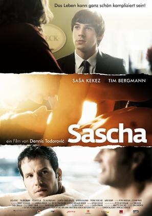 Sasha - German Movie Poster (thumbnail)