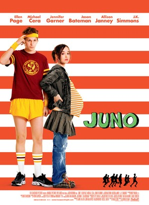 Juno - Movie Poster (thumbnail)