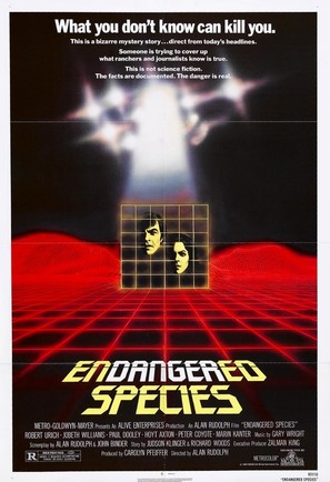 Endangered Species - Movie Poster (thumbnail)