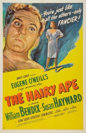 The Hairy Ape - Movie Poster (thumbnail)