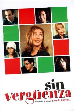 Sin vergüenza - Spanish Movie Poster (thumbnail)