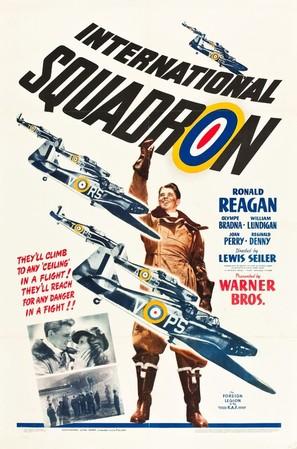 International Squadron - Movie Poster (thumbnail)
