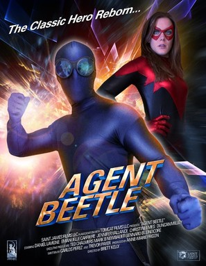 Agent Beetle - Movie Poster (thumbnail)