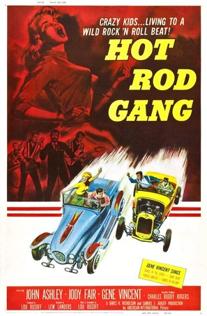 Hot Rod Gang - Movie Poster (thumbnail)