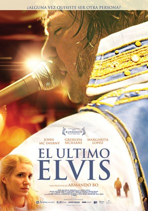 El Ultimo Elvis - Argentinian Movie Poster (thumbnail)