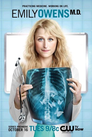 """Emily Owens, M.D."" - Movie Poster (thumbnail)"