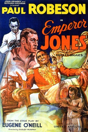 The Emperor Jones - Movie Poster (thumbnail)
