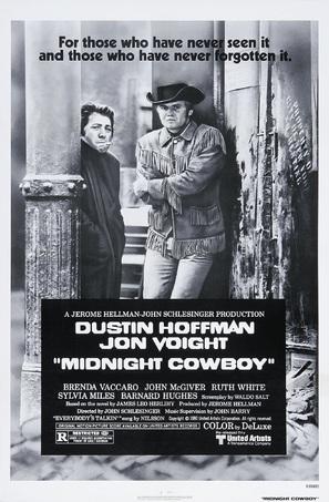 Midnight Cowboy - Movie Poster (thumbnail)