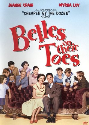 Belles on Their Toes - Movie Cover (thumbnail)