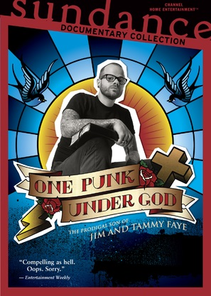 """""""One Punk Under God"""" - Movie Cover (thumbnail)"""