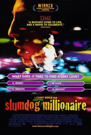 Slumdog Millionaire - Movie Poster (thumbnail)