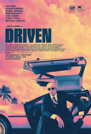 Driven - Movie Poster (thumbnail)