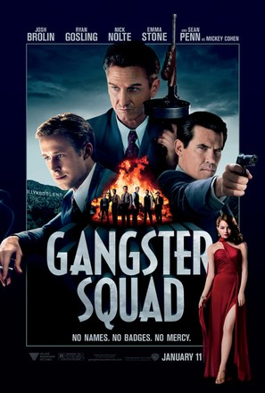 Gangster Squad - Movie Poster (thumbnail)