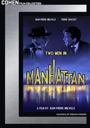 Deux hommes dans Manhattan - DVD cover (thumbnail)