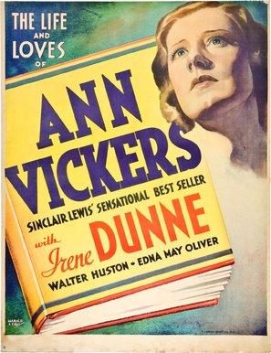 Ann Vickers - Movie Poster (thumbnail)