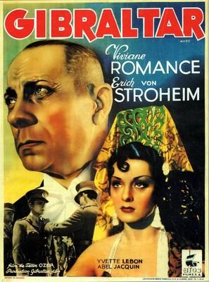 Gibraltar - Belgian Movie Poster (thumbnail)