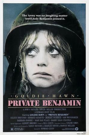Private Benjamin - Movie Poster (thumbnail)