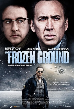 The Frozen Ground - Movie Poster (thumbnail)