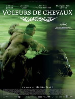 Voleurs de chevaux - French Movie Poster (thumbnail)