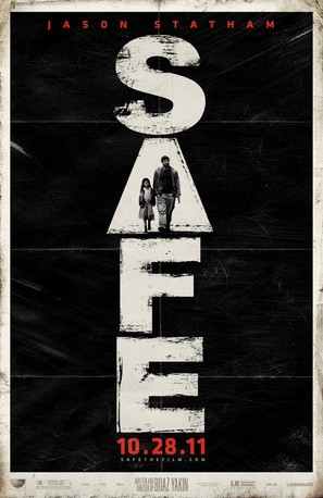 Safe - Movie Poster (thumbnail)