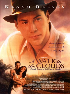 A Walk In The Clouds - Movie Poster (thumbnail)