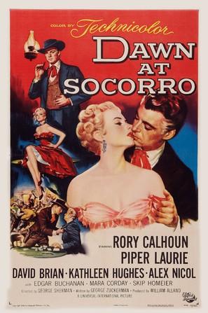Dawn at Socorro - Movie Poster (thumbnail)
