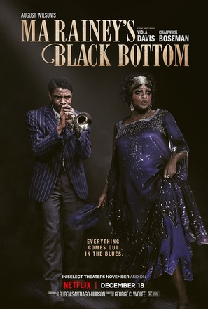 Ma Rainey's Black Bottom - Movie Poster (thumbnail)