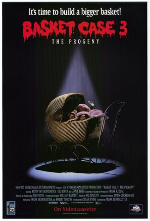 Basket Case 3: The Progeny - Movie Poster (thumbnail)