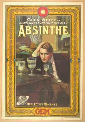 Absinthe - Movie Poster (thumbnail)