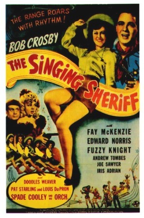 The Singing Sheriff