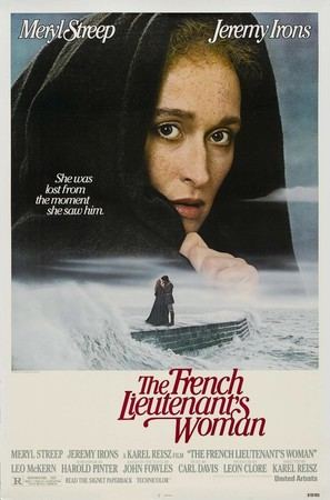 The French Lieutenant's Woman - Movie Poster (thumbnail)