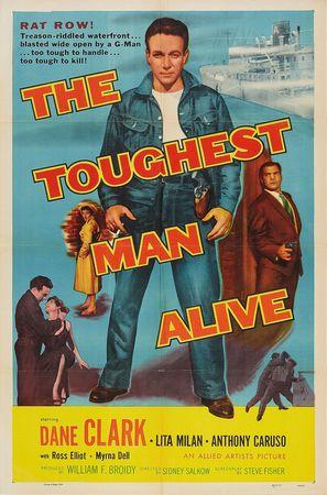The Toughest Man Alive - Movie Poster (thumbnail)