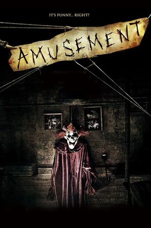 Amusement - DVD cover (thumbnail)