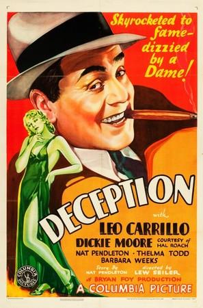 Deception - Movie Poster (thumbnail)