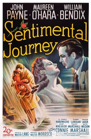 Sentimental Journey - Movie Poster (thumbnail)