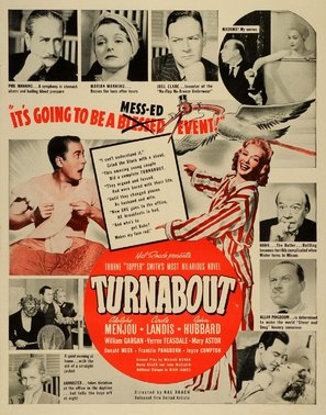 Turnabout - Movie Poster (thumbnail)