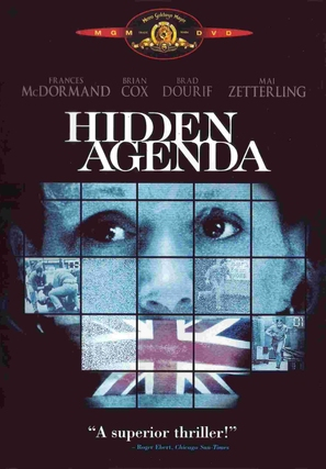 Hidden Agenda - Movie Cover (thumbnail)